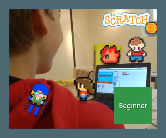 Programmieren für Kinder, ab der 3. Klasse Volksschule
