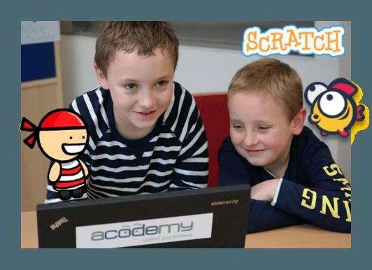Programmieren lernen mit Scratch