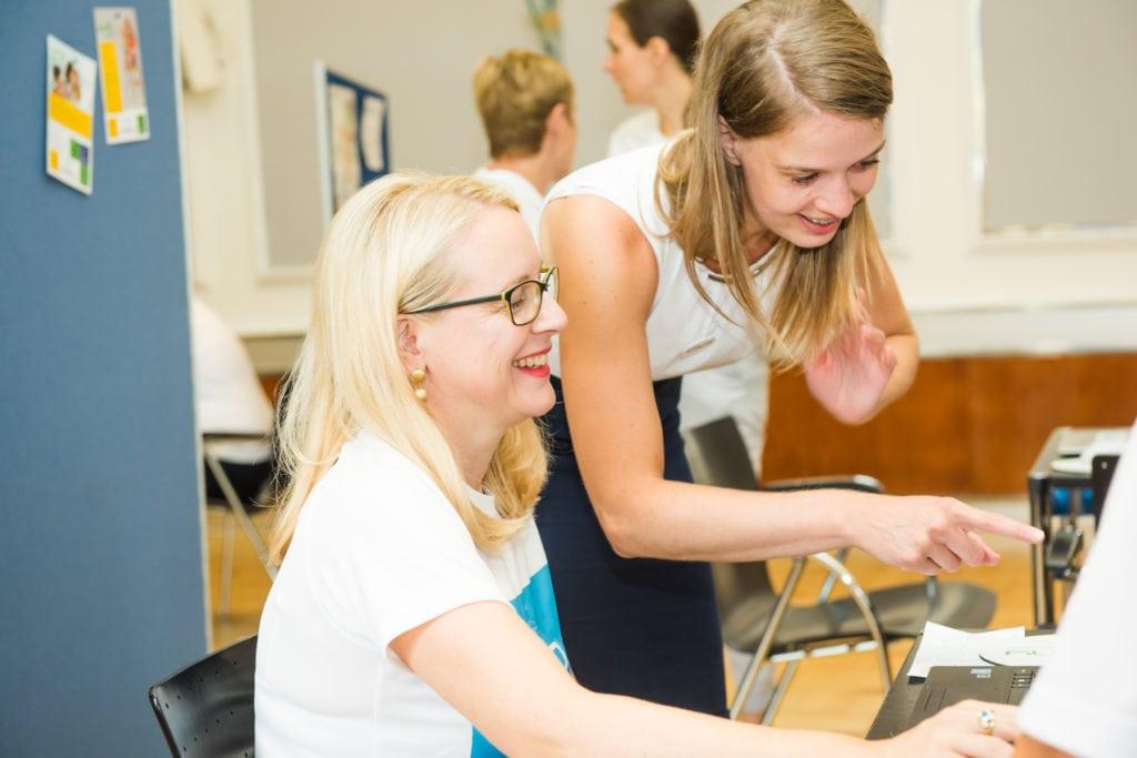 Programmieren lernen bei acodemy - kidsday BMDW